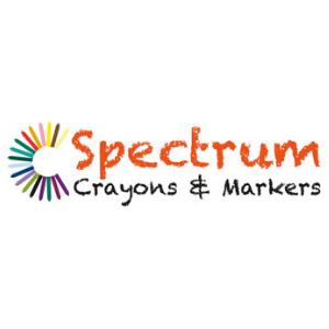 Spectrum Crayons & Markers